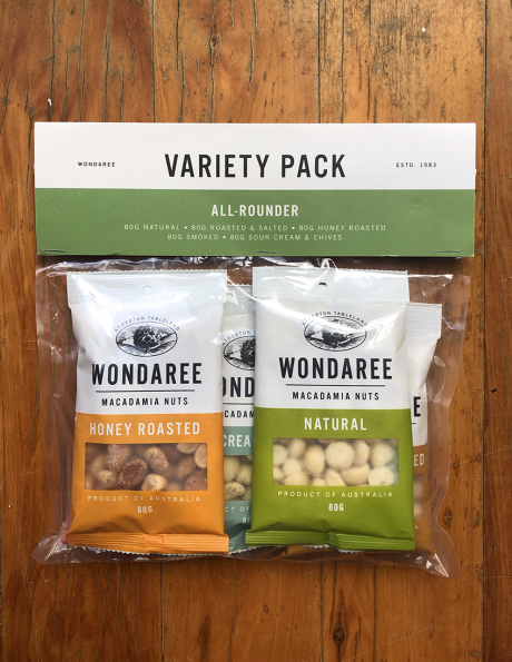 Wondaree Variety Pack