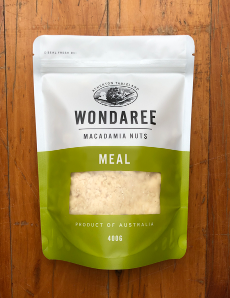 Wondaree Macadamias Meal 400g