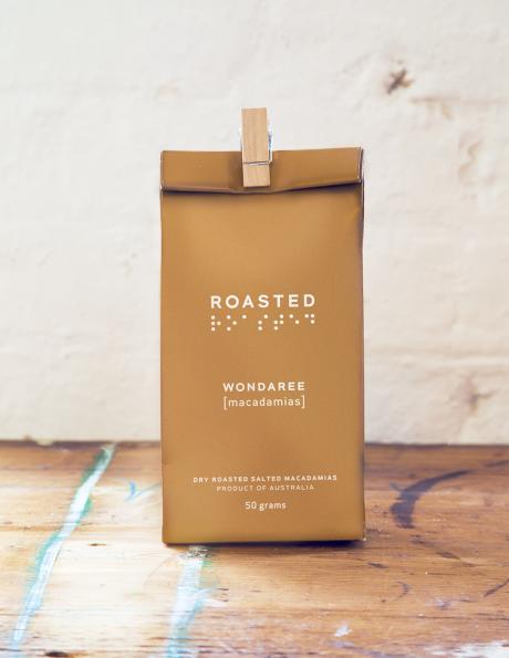 Wondaree Macadamias Dry Roasted/Salted Visual