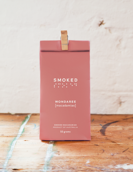 Wondaree Macadamias Smoked Visual