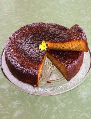 Wondaree Macadamias Orange Cake