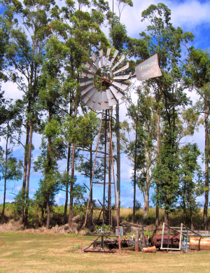 The Wondaree Windmill